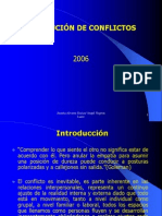 resolucion de Conflictos manual