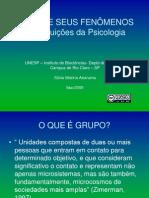 grupoeseusfenmenos-contribuiodapsicologia-090616143658-phpapp01