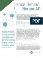 science behind neriumad