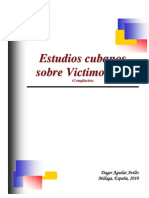 AGUILAR AVILÉS. Dager, ESTUDIOS CUBANOS SOBRE VICTIMOLOGÍA. Málaga, 2010