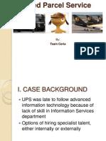 UPS Syndicate