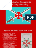 Grado 18 - Caballero Rosacruz - Séptima Parte