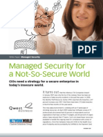 Managed Security for a Not So Secure World Wp090991