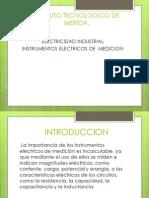 Exposicion de Electricidad