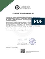 Certifica Do 12078