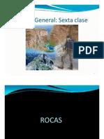 Sexta Clase-Geologia Ing. Calsina