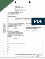 Plaintiffs Statement of Damages