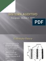 Modulo 3 El Sistema Auditivo