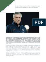 El técnico del París Saint