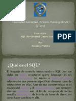 Tema VI - SQL