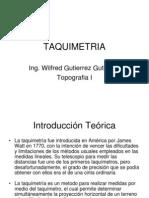 TAQUIMETRIA