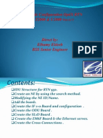 Guide Configuration OptiX RTN