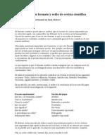Crear papers en formato y estilo de revista científica