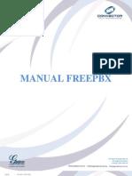 Manual FreePBX