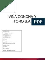 Estructura Jurídica concha y toro