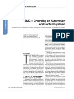 Grounding on Automation and Control Systems