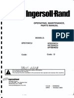 Ingersoll Rand DD90- Parts Catalogue | Screw | Nut (Hardware)