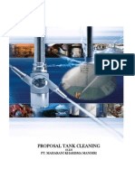Proposal Tank Cleaning Dari PT. Maharani Kharisma Mandiri
