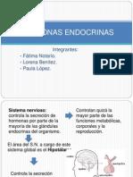 HORMONAS- Exposicion de Fisiologica
