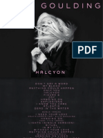 Digital Booklet - Halcyon (Deluxe)