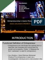 Islamic entrepreuneur