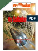 """Perry Rhodan - 1º Ciclo """" A Terceira Potência"""" - Volume VI - Os Saltadores. P- 26-30"""