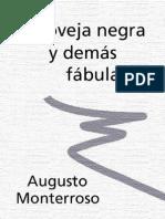 Fabulas Augusto Monterroso