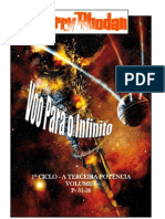 "Perry Rhodan - 1º Ciclo "" A Terceira Potência - Volume VII - Voo Para o Infinito. P- 31-35"