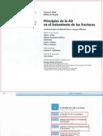 RÜEDI- PRINCIPIOS DE LA AO EN EL TRATAMIENTO DE LAS FRACTURAS