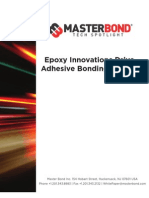 Epoxy Innovation Drive Adesive Bonding Growth