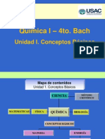 conceptos fundamentales quimica