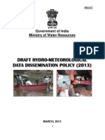 DRAFT HYDRO-METEOROLOGICAL