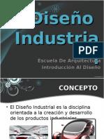 Diseño Industrial - Introducción al Diseño - 3er Periodo 201