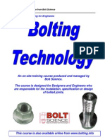 Bolting Technology Brochure