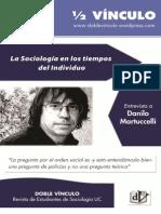 Entrevista a Danilo Martuccelli