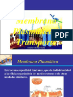 Clase 412  membrana y transporte.ppt
