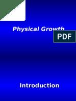 Physical Growth