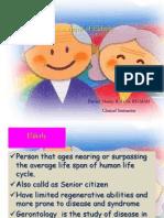 57999771 Assessment of Elderly
