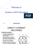 Physics Dc Gen.