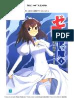 Zero no Tsukaima - Volumen 04 - El Juramento a los Espítirus del Agua