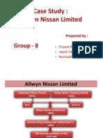 Allwyn Nissan Group 8