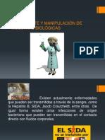 TRANSPORTE Y MANIPULACIÓN DE MUESTRAS BIOLÓGICAS(4)