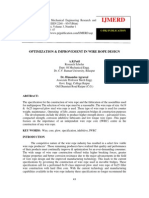 OPTIMIZATION - IMPROVEMENT IN WIRE ROPE DESIGN.pdf