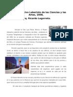 Dos Grandes de La Arquitectura Mexicana Contemporanea