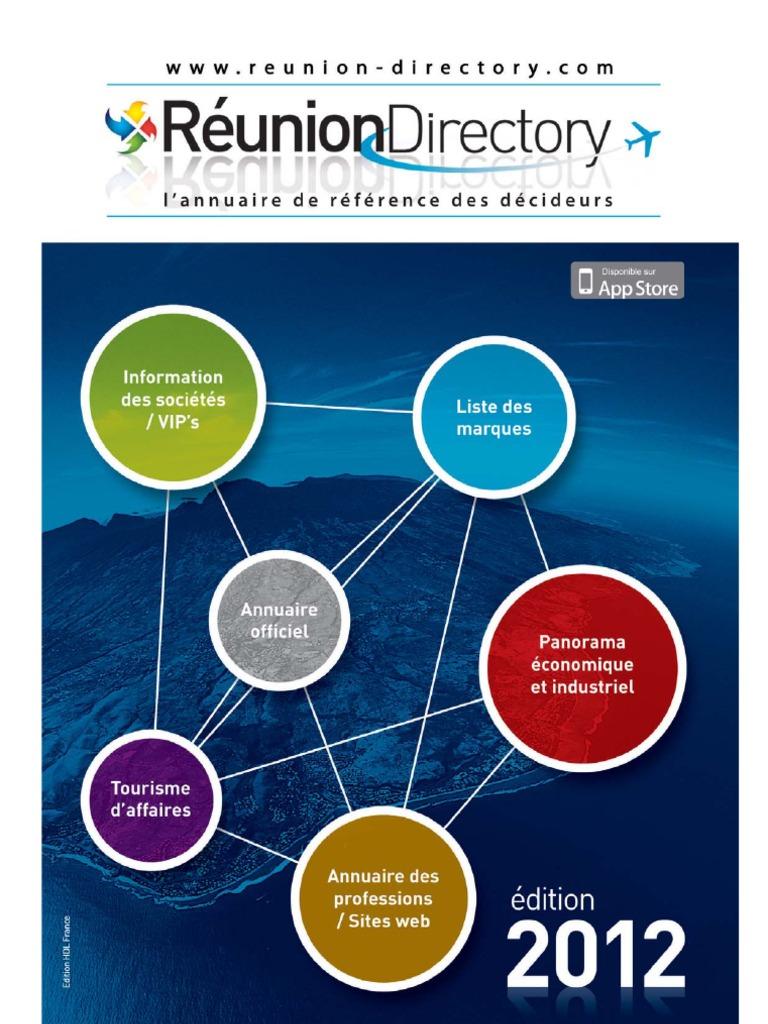 Reunion Directory 2012 Transport Business