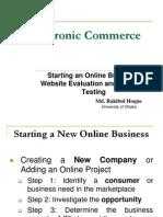 EMBA, Online Business