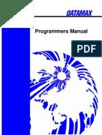 Manual Data Datamax dpl