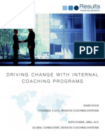 Driving Organisational Change With Internal Coaching Programs in Dubai
