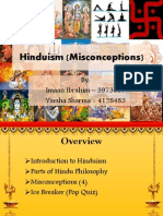 Hinduism (Misconceptions)