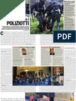 Inchiesta sull'impunità tra le forze dell'ordine - L'Espresso 18.04.2013